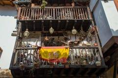 Santillana del Mar Stock Photo
