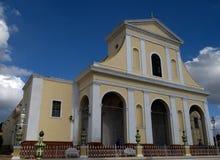 Santisima Trinidad Church, Trinidad, Cuba Royalty Free Stock Photography