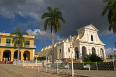 Santisima Trinidad Church, Trinidad, Cuba Stock Photos