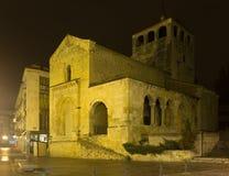 santisima Trinidad d'église segovia Image libre de droits
