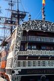 Santisima Trinidad Sailing Ship imagem de stock royalty free