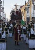 Santisimo Cristo de la Vera Cruz Foto de Stock Royalty Free
