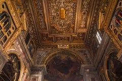 Santissima Annuziata church, Florence, Italy Royalty Free Stock Photography