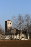 Santissima Trinità di Momo, Italy Royalty Free Stock Image