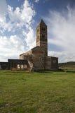 Santissima Trinita di Saccargia, Cerdeña, Italia   Imágenes de archivo libres de regalías