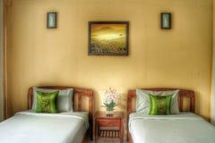 santo δωματίου ξενοδοχείο&upsilon Στοκ φωτογραφία με δικαίωμα ελεύθερης χρήσης