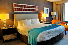 santo δωματίου ξενοδοχείο&upsilon Στοκ Εικόνες