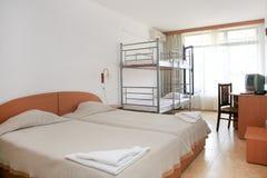 santo δωματίου ξενοδοχείο&upsilon Στοκ Εικόνα