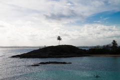 Santo Aleixo Island - Pernambuco, Brasilien Lizenzfreie Stockbilder