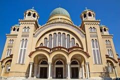 Santo Andrew de Patras. Fotos de archivo libres de regalías