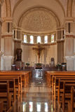 Santo Angelo Cathedral Altar Royalty Free Stock Images