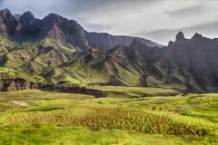 Santo Antão, Cabo Verde Imagenes de archivo
