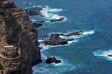 Santo Antao, Cape Verde Stock Photo