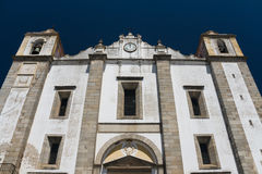 Santo Antao Church in Evora, Portugal Stock Fotografie