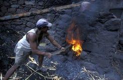 SANTO ANTAO DELL'AFRICA CAPO VERDE fotografie stock libere da diritti