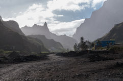Santo Antao Royalty Free Stock Photos