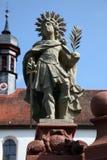 Santo Antonin Foto de archivo