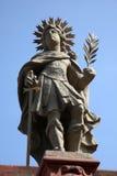 Santo Antonin Fotografía de archivo