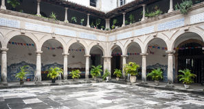 Santo Antonio Convent Recife Brazil Stock Photo