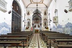 Santo Antonio Convent Recife Pernambuco Brazil Royalty Free Stock Photography