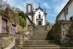 Santo Antonio da Torre Velha church Stock Images