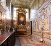 Santo Antonio de Lisboa Church Altare sulla sagrestia Immagine Stock