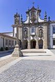 Santo Antonio dos Capuchos Convent, Guimaraes Stock Images