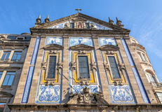 Santo Antonio dos Congregados Royalty Free Stock Images