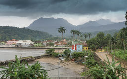 Santo Antonio, Principe Island, Sao Tome and Principe Stock Photography