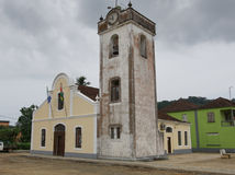 Santo Antonio, Principe Island, Sao Tome and Principe Stock Image
