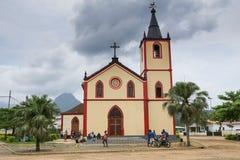 Santo Antonio, Principe Island, Sao Tome and Principe Royalty Free Stock Images