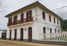 Santo Antonio, Principe Island, Sao Tome and Principe Royalty Free Stock Photography