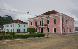 Santo Antonio, Principe Island, Sao Tome and Principe Royalty Free Stock Photo