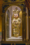 Santo Bambino av Aracoeli Arkivfoton