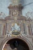 Santo Benedicto Imagenes de archivo