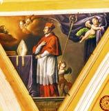Santo Carlos Borromeo Our Lady de Guanajuato México Fotos de archivo libres de regalías