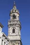 Santo Carolus Borromeus Church Tower Fotos de archivo