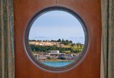 Santo Catherine del fuerte en Bermudas Imagen de archivo libre de regalías