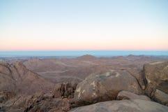 Santo Catherine Nature Reserve - Sinaí, Egipto Imagen de archivo