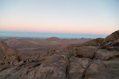 Santo Catherine Nature Reserve - Sinaí, Egipto Foto de archivo libre de regalías
