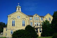 Santo Coletta School foto de archivo libre de regalías