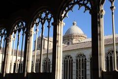 Santo de Campo, Pisa, la Tierra Santa imagenes de archivo