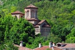 Santo Dimitri Church en Veliko Tarnovo Imagen de archivo libre de regalías