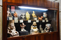 Santo Domingo, Δομινικανή Δημοκρατία Μεξικάνικη στάση Μουσείο μέσα στο φάρο του Christopher Columbus Στοκ Φωτογραφίες