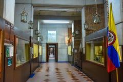 Santo Domingo, Δομινικανή Δημοκρατία Μουσείο μέσα στο φάρο του Christopher Columbus Στοκ Εικόνα