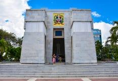 Santo Domingo, Δομινικανή Δημοκρατία Altar de Λα Patria, ο βωμός της πατρίδας Στοκ φωτογραφίες με δικαίωμα ελεύθερης χρήσης