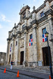 Santo Domingo, Δομινικανή Δημοκρατία Pantheon που βρίσκεται εθνικό στην οδό Las Damas Στοκ εικόνες με δικαίωμα ελεύθερης χρήσης