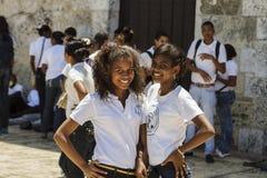 Santo Domingo Fotografie Stock