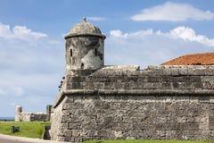 Santo Domingo bolwerk Fotografia Stock