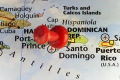 Santo Domingo capital of Dominican Republic Stock Photos
